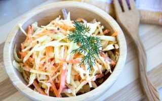 Коул слоу классический рецепт от Ивлева: салат колслоу