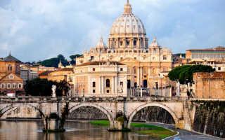 Путешествие в Рим самостоятельно советы: что посмотреть в риме за 7 дней?