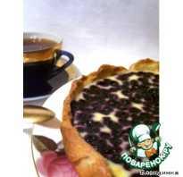 Пирог с голубикой рецепт простой