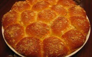 Пироги с тыквой из дрожжевого теста: пирожки тыквенные