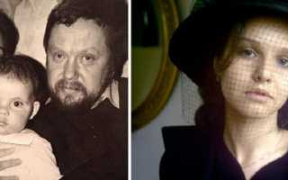 Татьяна друбич вторая дочь маруся от кого: Сергей Соловьев жены