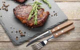 Готовить стейк из говядины на сковороде – маринад для телятины на гриле