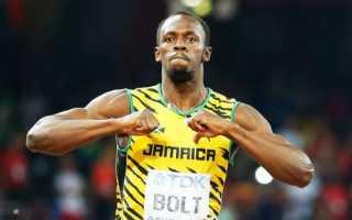 Самый быстрый человек на земле