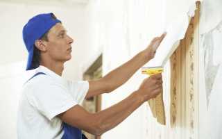 Средство для удаления обоев со стен: как снять флизелиновые обои, видео