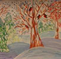 Картинки на зимнюю тему для детей – зима рисунок