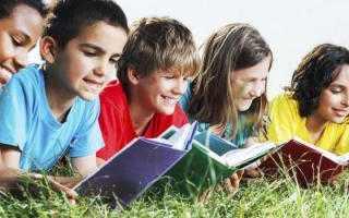 Что такое внеклассное чтение?