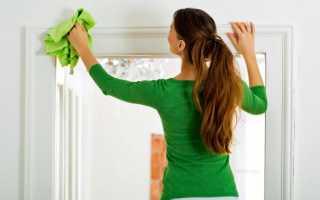 Средство для уборки дома, бытовая химия своими руками