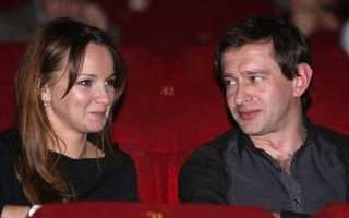 Хабенский и его жена Ольга литвинова