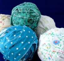 Коврики крючком из старых вещей мастер класс — плетение из трикотажных полосок