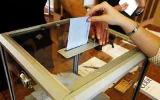 Во сколько лет можно стать президентом РФ, возраст голосующих на выборах