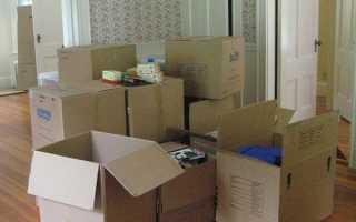 Как правильно переезжать в новую квартиру советы?