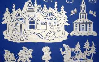 Вытынанки на новый год дед мороз: снежная королева из бумаги своими руками