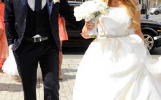 Ксения Бородина и курбан омаров свадьба