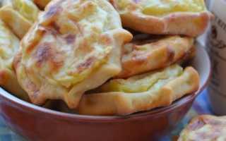 Шанежки с картошкой: пошаговые рецепты с фото и видео