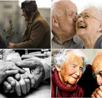 Пожилые семейные пары, влюбленные старички