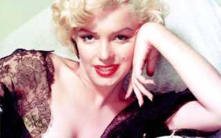 Секреты голливуда: мэрилин монро и элизабет тейлор