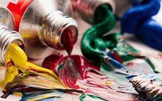Смешиваем краски для получения нужного цвета: смешение красок таблица