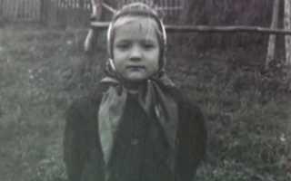 Татьяна Буланова фото в молодости