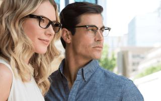Как ухаживать за очками для зрения?