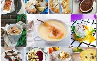 Вкусные завтраки рецепты на быструю руку – легкий перекус за 5 минут