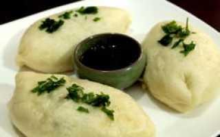 Пирожки из рисовой муки: корейские рисовые