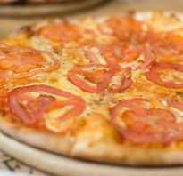 Как разогреть пиццу на сковороде?