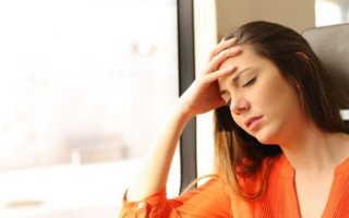 Причины головокружения и тошноты у женщин, почему тошнит при?