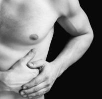 Почему болит левый бок у женщин: жжение с левой стороны живота