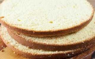 Бисквит для торта рецепт в духовке, как печь коржи?