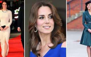 Принцесса Англии кейт миддлтон: стиль герцогини кембриджской