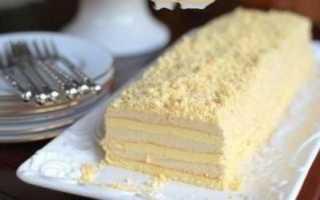Торт славянка с халвой рецепт по госту: халвичный крем