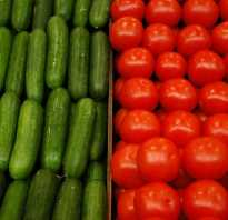 Почему нельзя есть помидоры с огурцами?