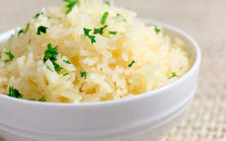 Рис в холодную или горячую воду — как варить без пор