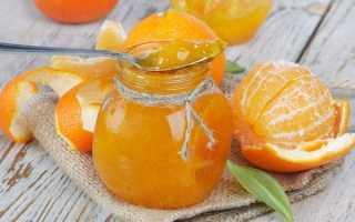 Варенье из апельсинов рецепт с фото пошагово