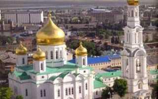 Святые места Ростовской области исцеляющие людей: сила стачки