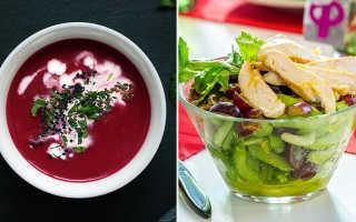 Осенние блюда: в поисках вкуса