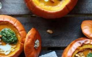 Тыква запеченная в духовке: быстрые и вкусные рецепты, как запечь фаршированную и целиком