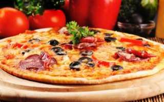 Классический рецепт пиццы в домашних условиях: recept pizza