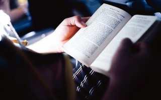 Книги для чтения в дороге: что можно почитать на досуге?