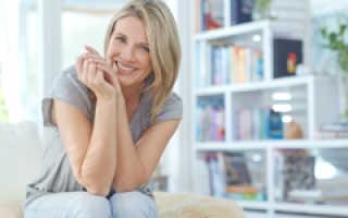 После климакса женщина испытывает организм, после менопаузы