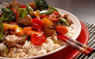 Мясо по корейски рецепт в домашних условиях