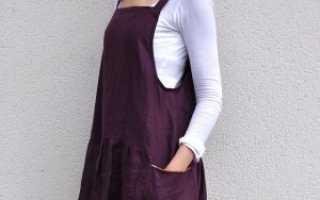 Платье бохо с выкройкой от Ирины сухановой, сарафан из льна своими руками