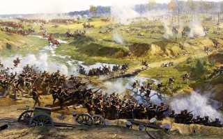Отечественная война 1812 причины ход итоги кратко