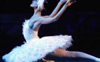Самые лучшие балерины: самый красивый балет