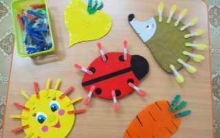 Дидактическая игрушка своими руками для детского сада: простые самоделки для детей