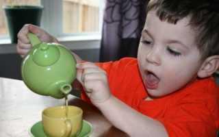 Успокоительные травы для нервной системы ребенка – детский чай спокойной ночи
