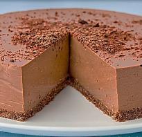 Торт суфле без выпечки рецепт с фото