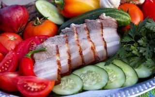 Чем полезно сало свиное для организма женщины, шкварки польза и вред