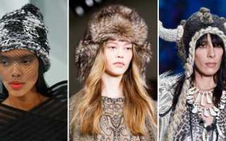 Шапки с ушками фото женские: виды зимних шапок