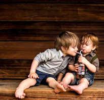 Статус про сыновей у меня два сына